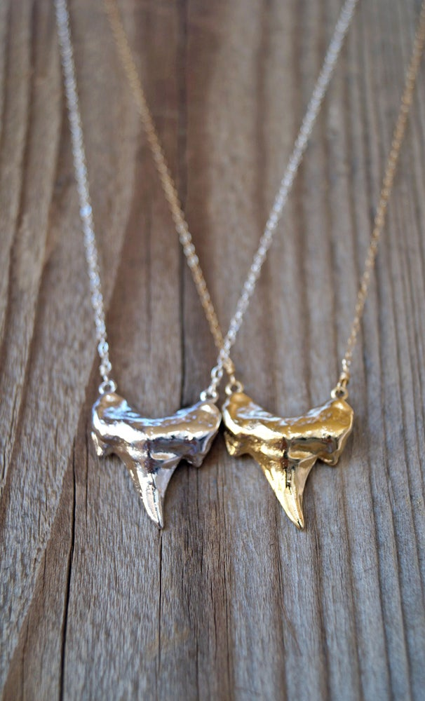 Image of Jaws it up! Statement Necklace