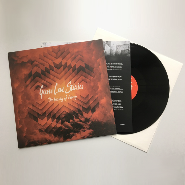 Image of 'The Beauty of Irony' Vinyl