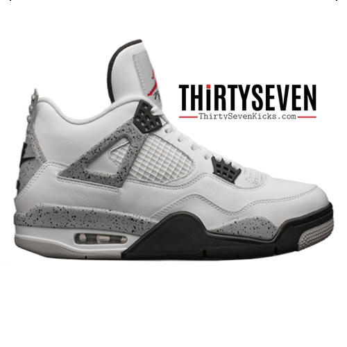 reputable site aff0b 80b57 Jordan Retro 4