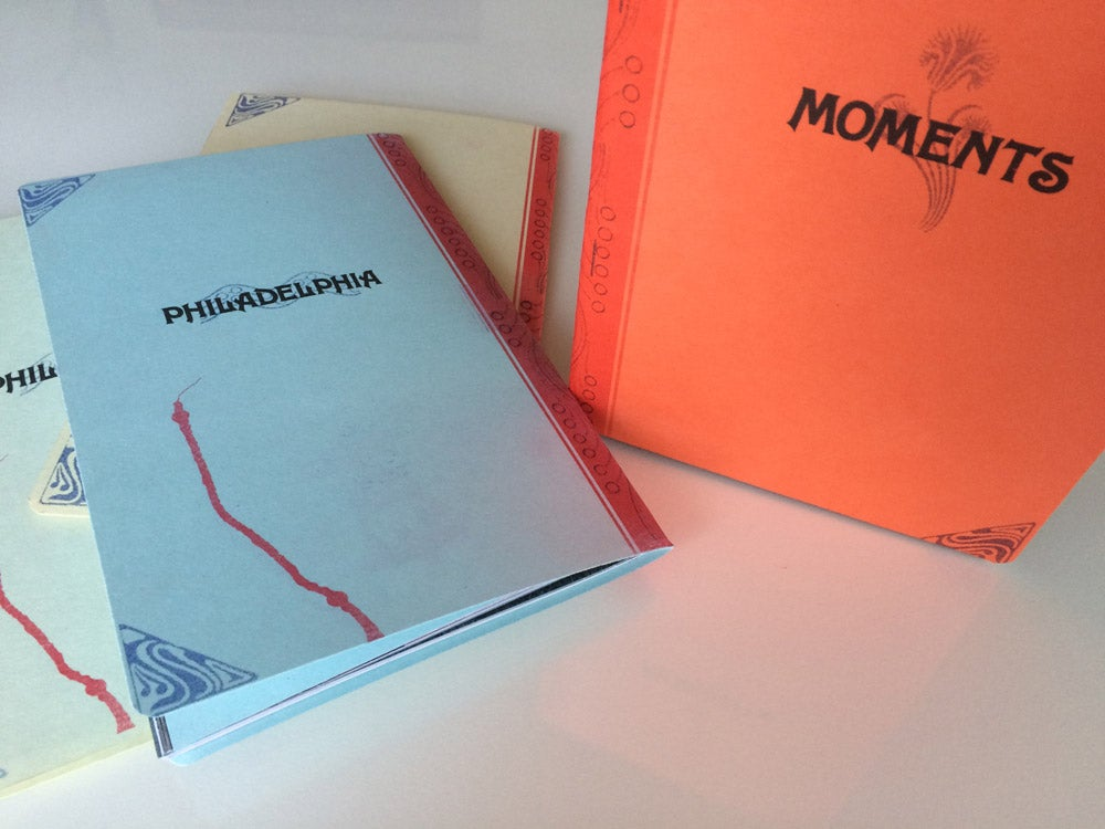 """Image of """"MOMENTS"""" - Book"""