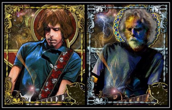 "12""x15"" Bob 3D lenticular/hologram poster!!"