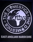 Image of THE DOMESTICS E.A.H.C. CLOTH BACKPATCH