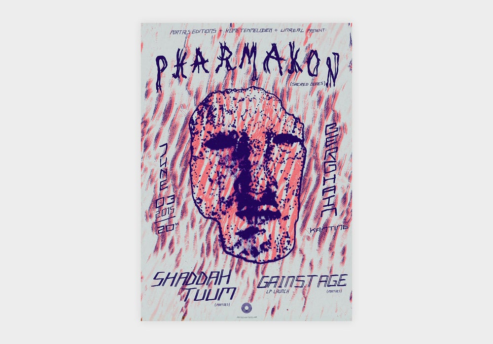 Image of Pharmakon Poster