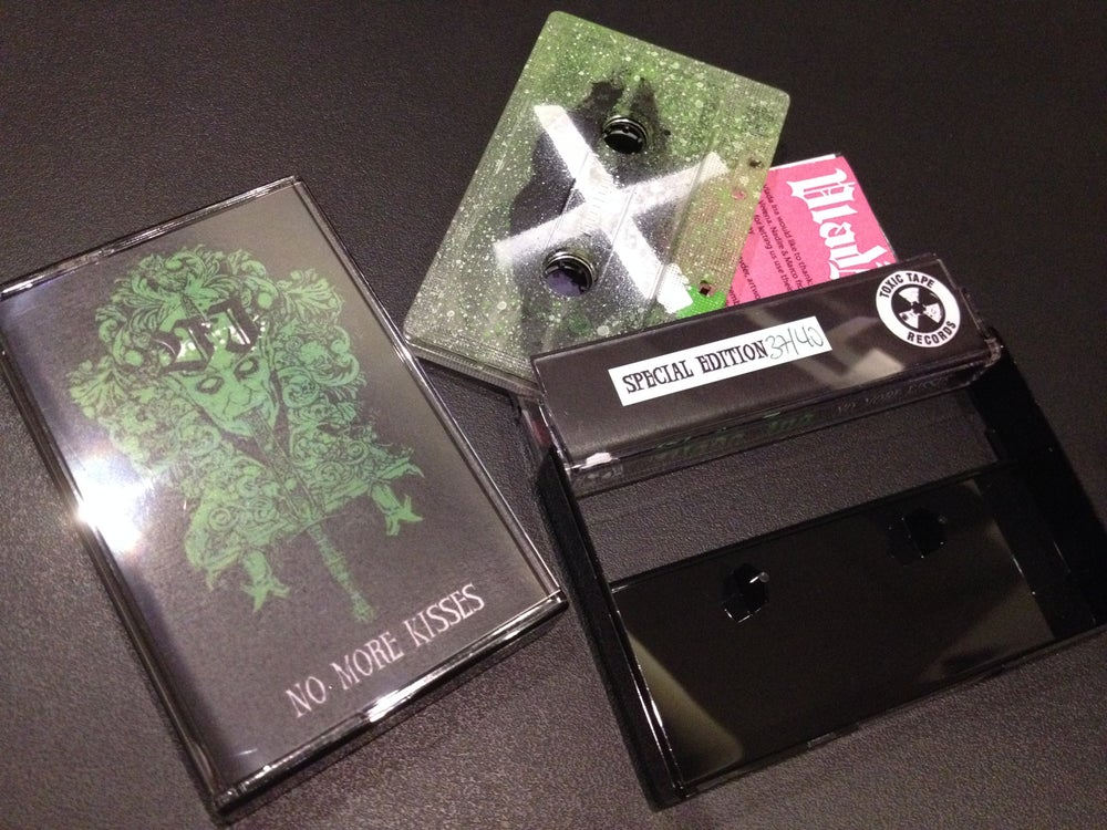 Image of VLADA INA - no more kisses (special edition tape)