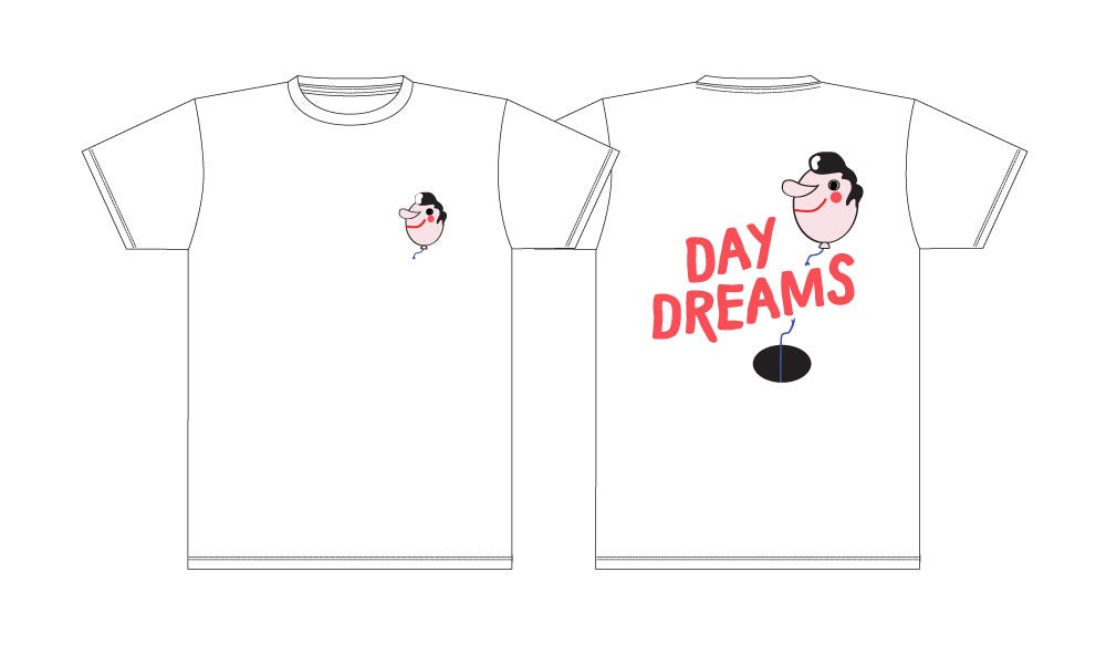 Image of Daydreams 2016 T-Shirt