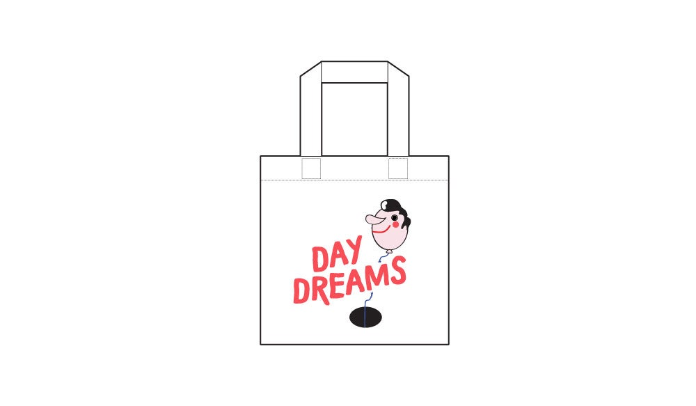 Image of Daydreams 2016 Tote