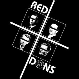 Image of T-Shirt: Cambridge Cross (Red Dons)