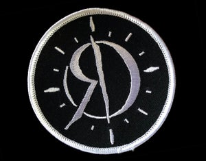 Image of Embroidered Patch (Red Dons)
