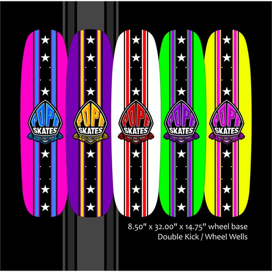 Image of Stuntman Series Park Decks