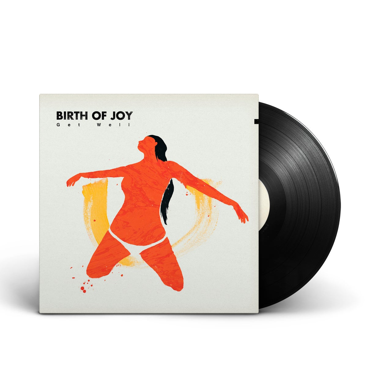 "Image of Birth Of Joy ""Get Well"" LP"