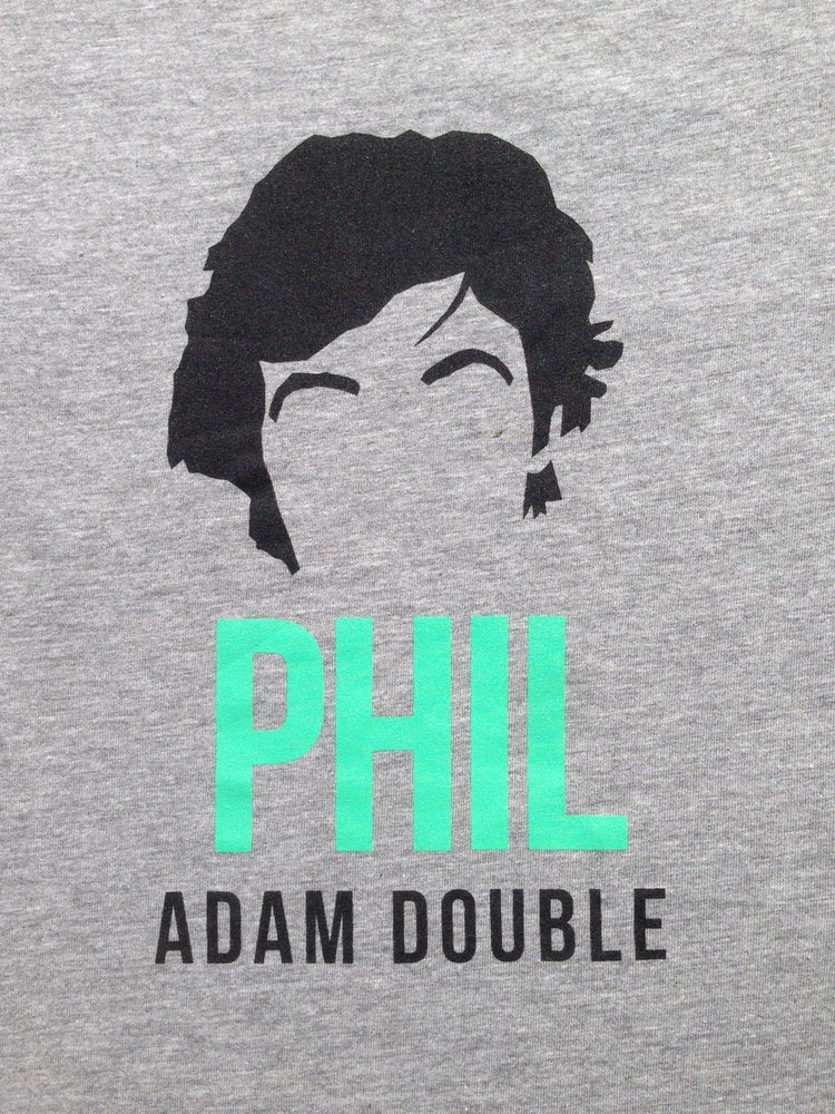 Image of PHIL T-shirt (GREY)