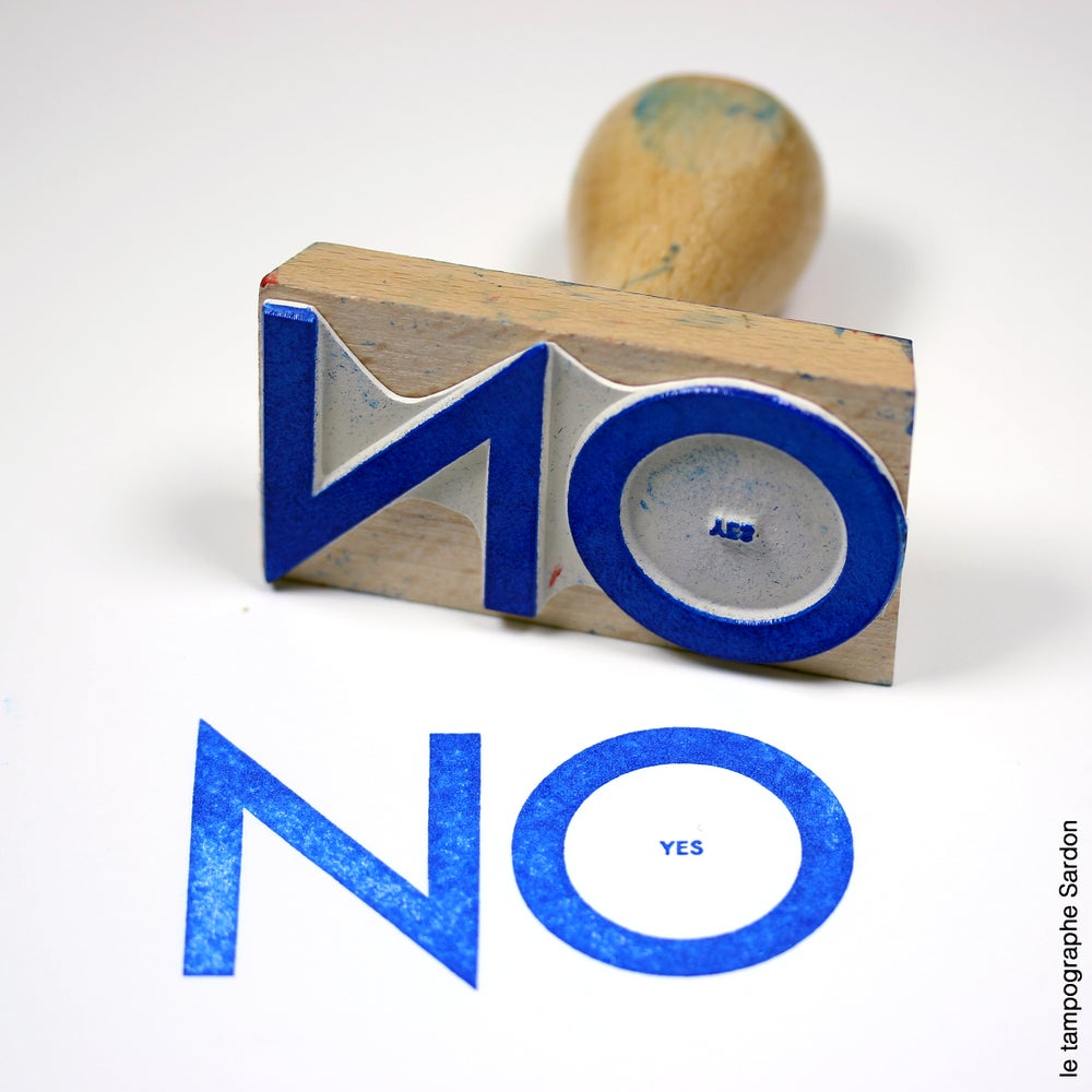 Image of NO-yes