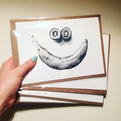 Image of 'No Banana Drama' Greeting Card