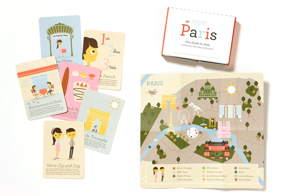 Image of PARIS City Guide