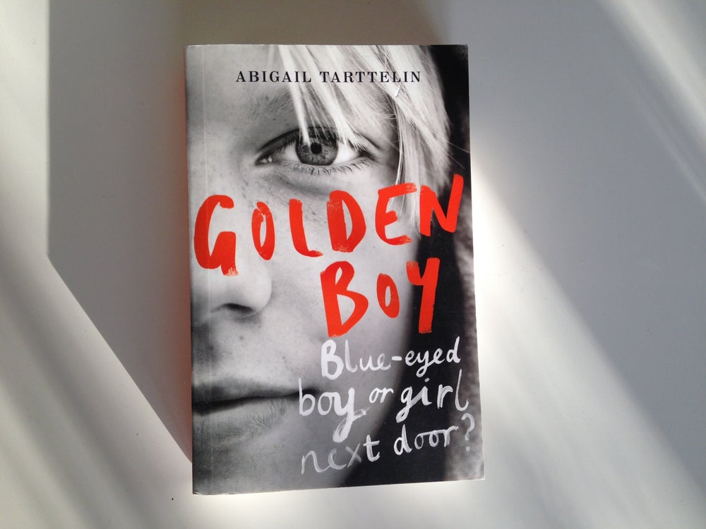 Image of Signed GOLDEN BOY first edition paperback (English Language)
