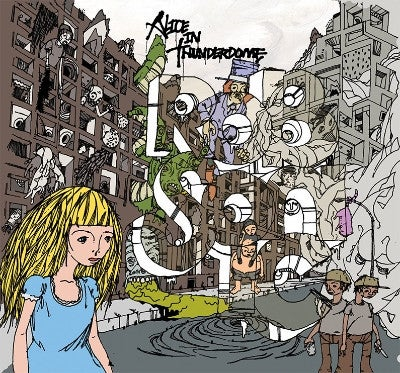 Image of Alice In Thunderdome (CD)