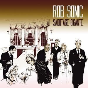 Image of Sabotage Gigante (CD)