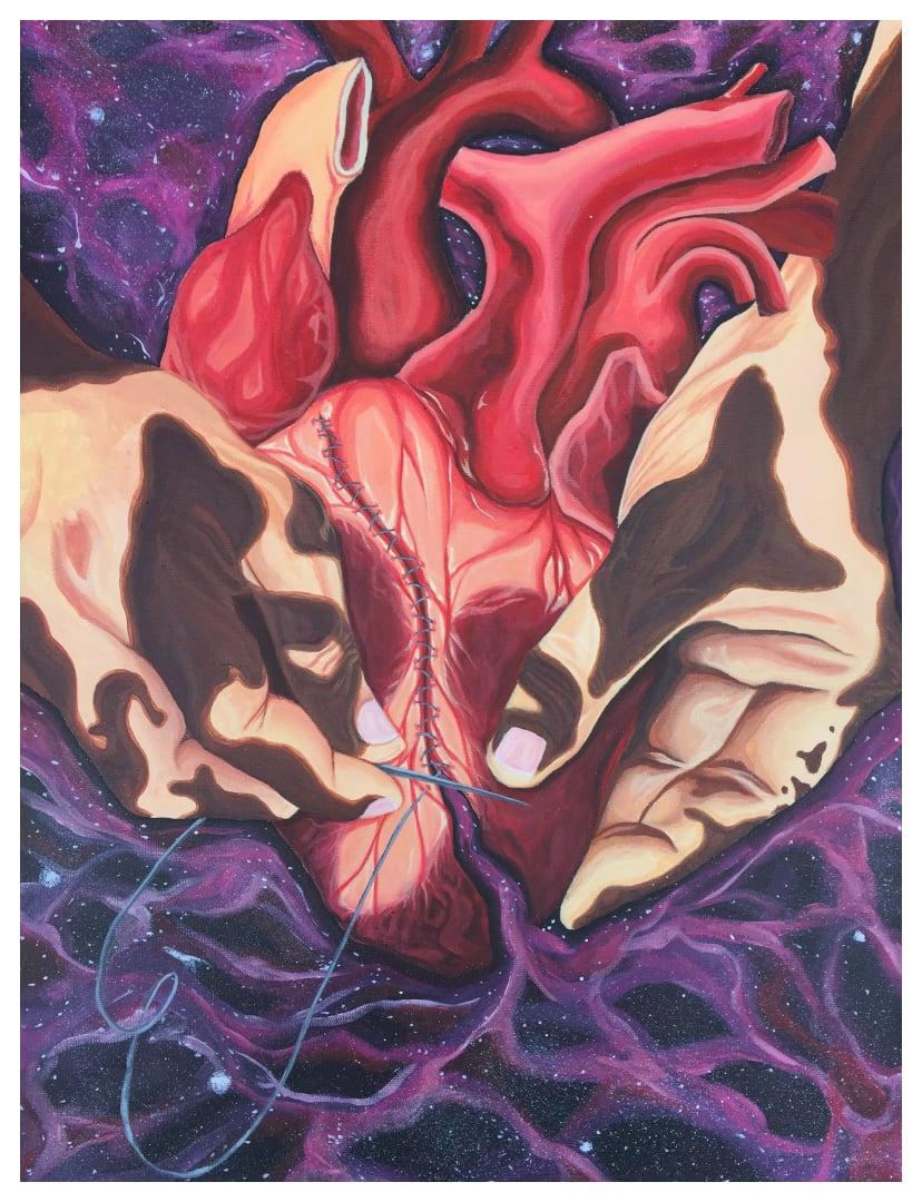 Image of Healer: Mender of Broken Hearts