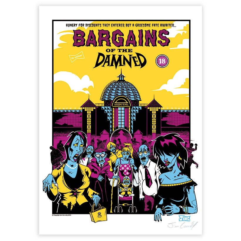 Image of Bargains of the Damned
