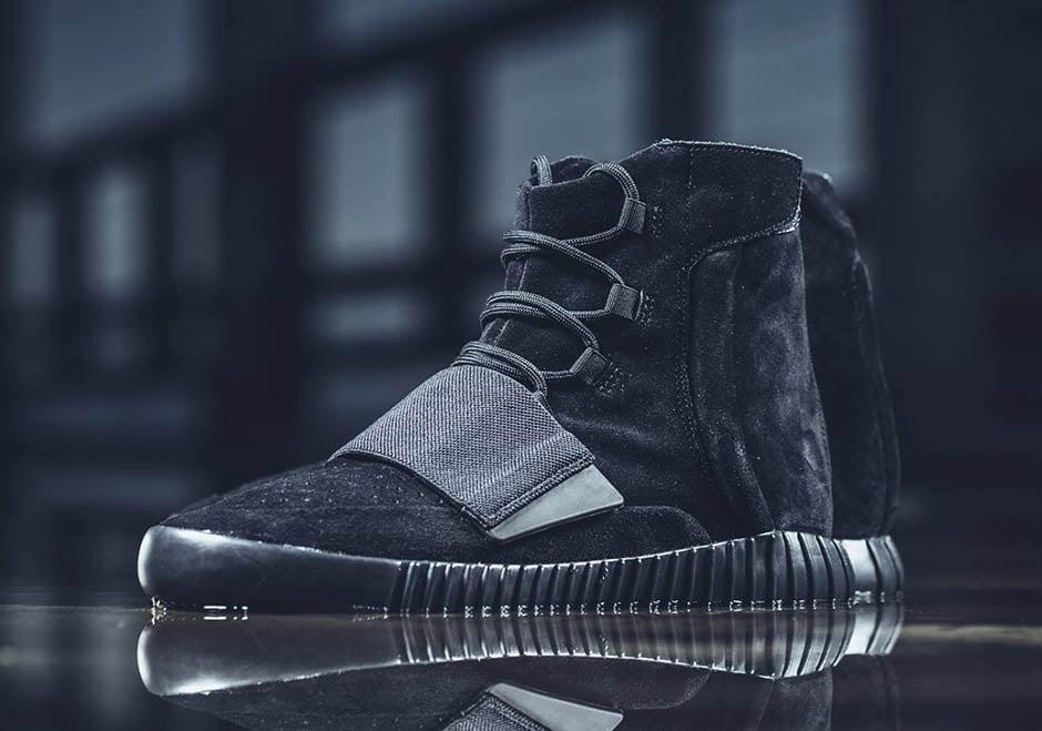 Sneakerloversparadise Adidas Yeezy Boost 750 Black Black