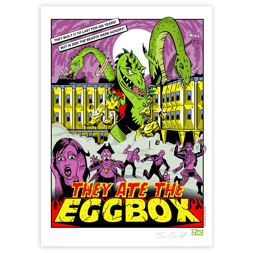 Image of They Ate The Eggbox