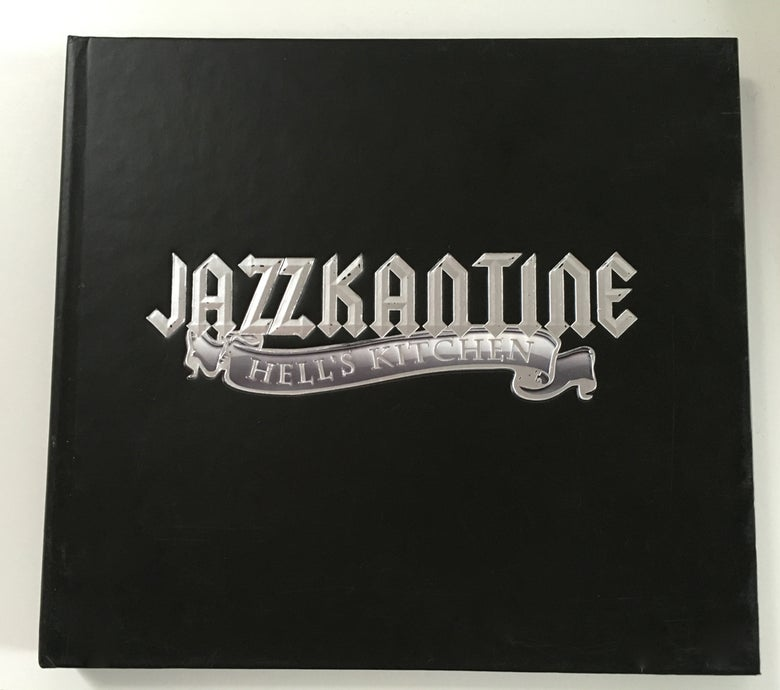 Image of Jazzkantine - Hells Kitchen (Hardcover Digipack) / CD Album