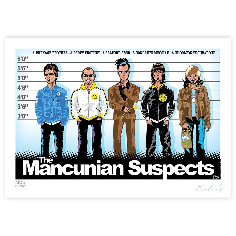 Image of The Mancunian Suspects