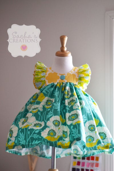 Image of Spring Meadow Clara Dress