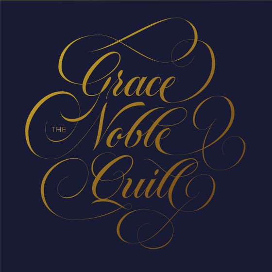 Image of Grace the Noble Quill