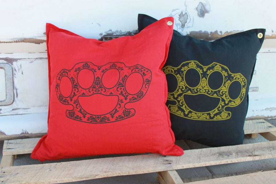 Image of CKP OG Charlie Knuckles Pillow