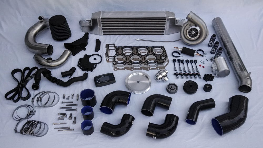 Image of e9 mk4 24v VR6 Supercharger kit