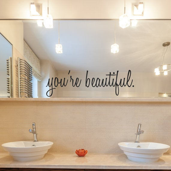 Image of Mirror Decal