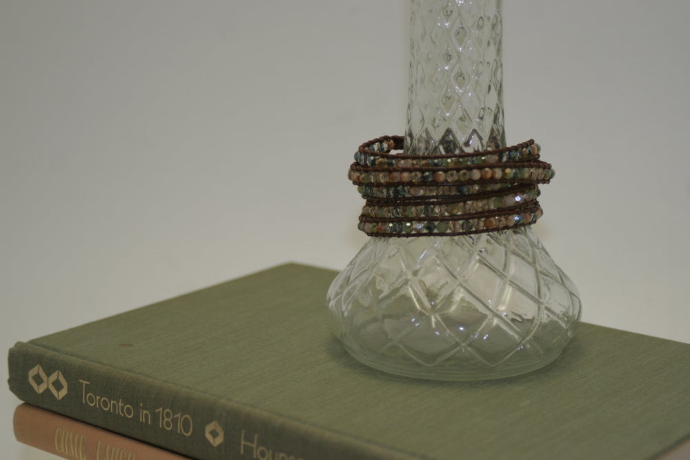 Image of Little Farm Designs~ 5 Wrap Bracelet