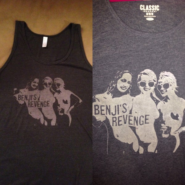 Image of Benji's Revenge-Band Tank