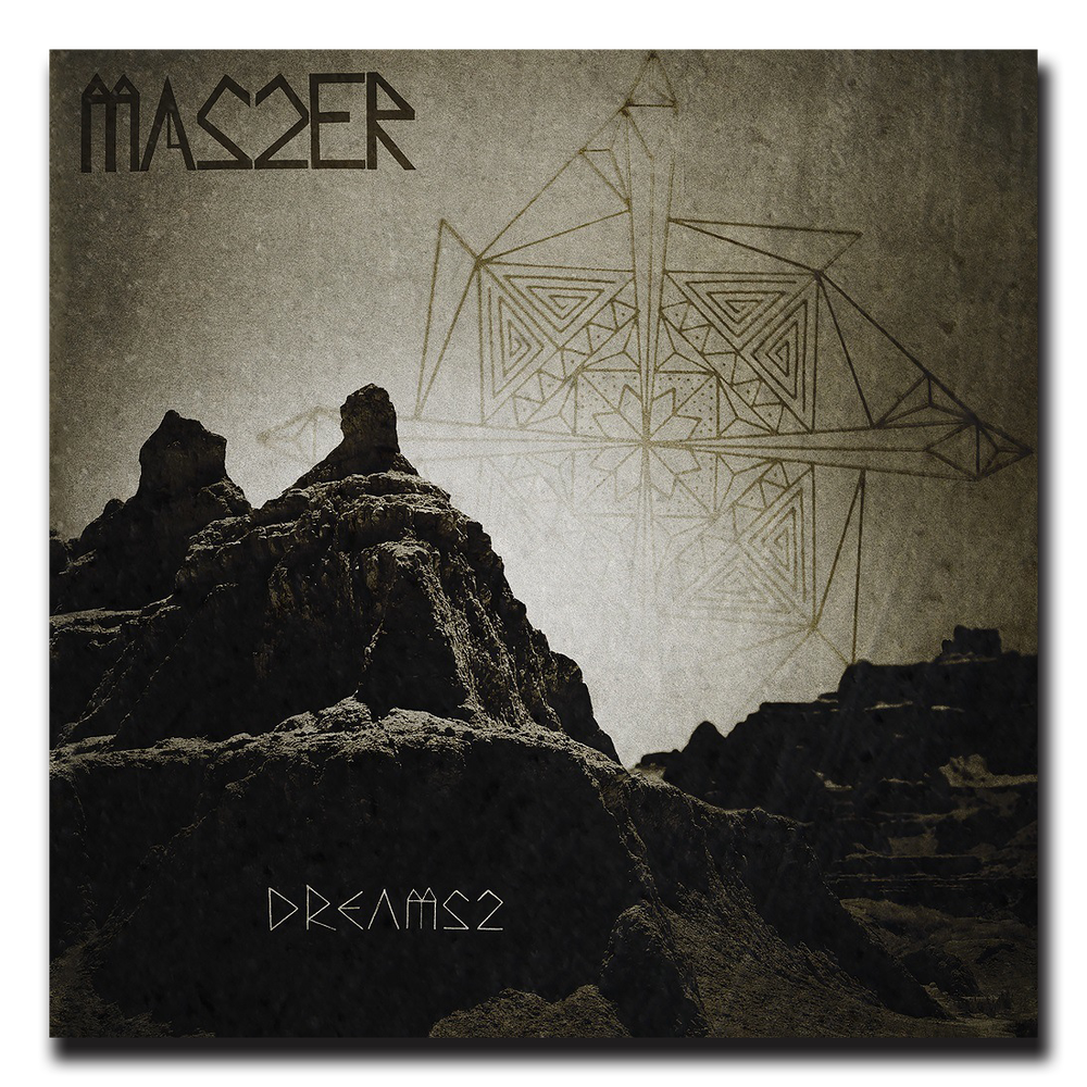 "Image of MASZER ""dreamsz"" EP on CD/Record"