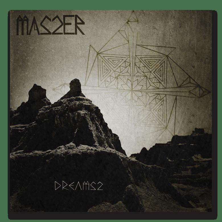 "Image of MASZER ""dreamsz"" EP on CD/Record"