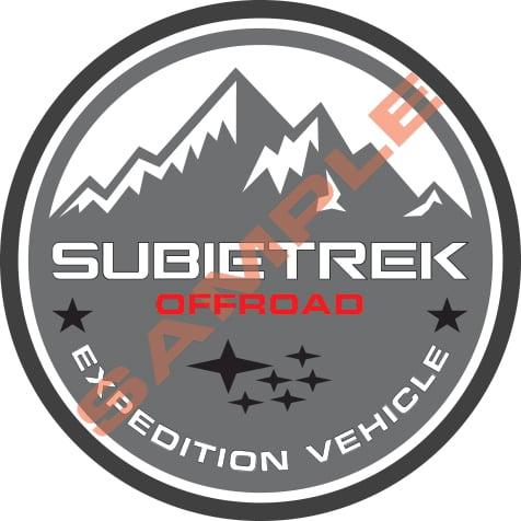 Image of SUBIETREK Badge Of Honour
