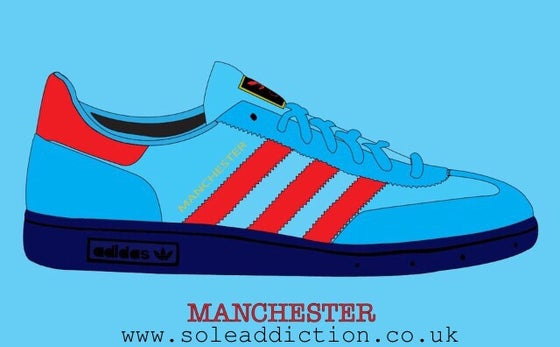 Image of Manchester Sticker Pack