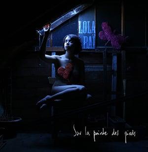 """Image of Cd 12 titres """"Sur la pointe des pieds"""" 2009"""
