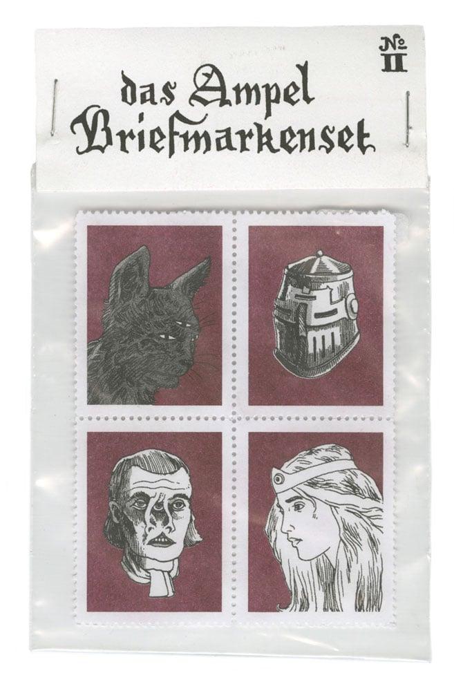 Image of Briefmarkenset 2