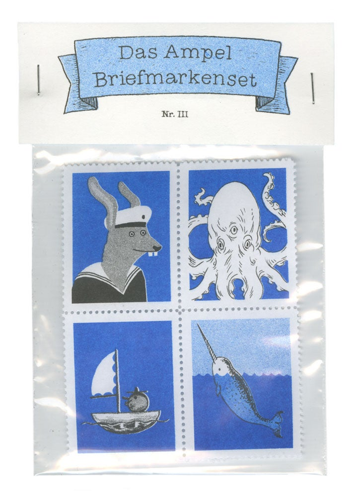 Image of Briefmarkenset 3