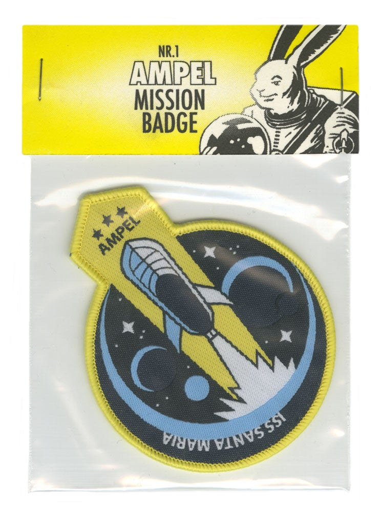 Image of Ampel Mission Badge 1