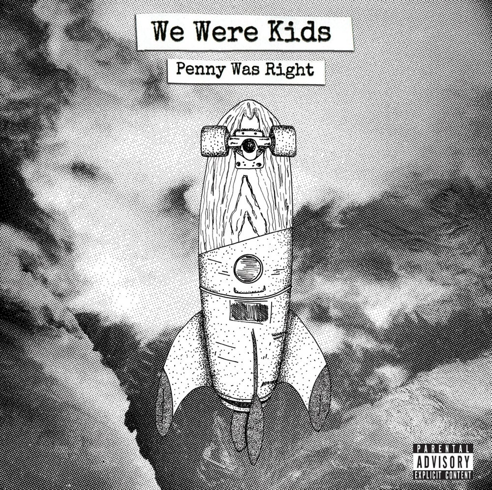 Image of WE WERE KIDS EP