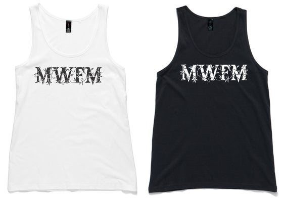 Image of Make Way For Man - Ladies top in black or white