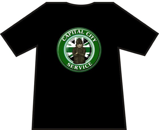 Image of Hibs, Hibernian Capital City Service CCS Casuals t-shirts. Brand new.