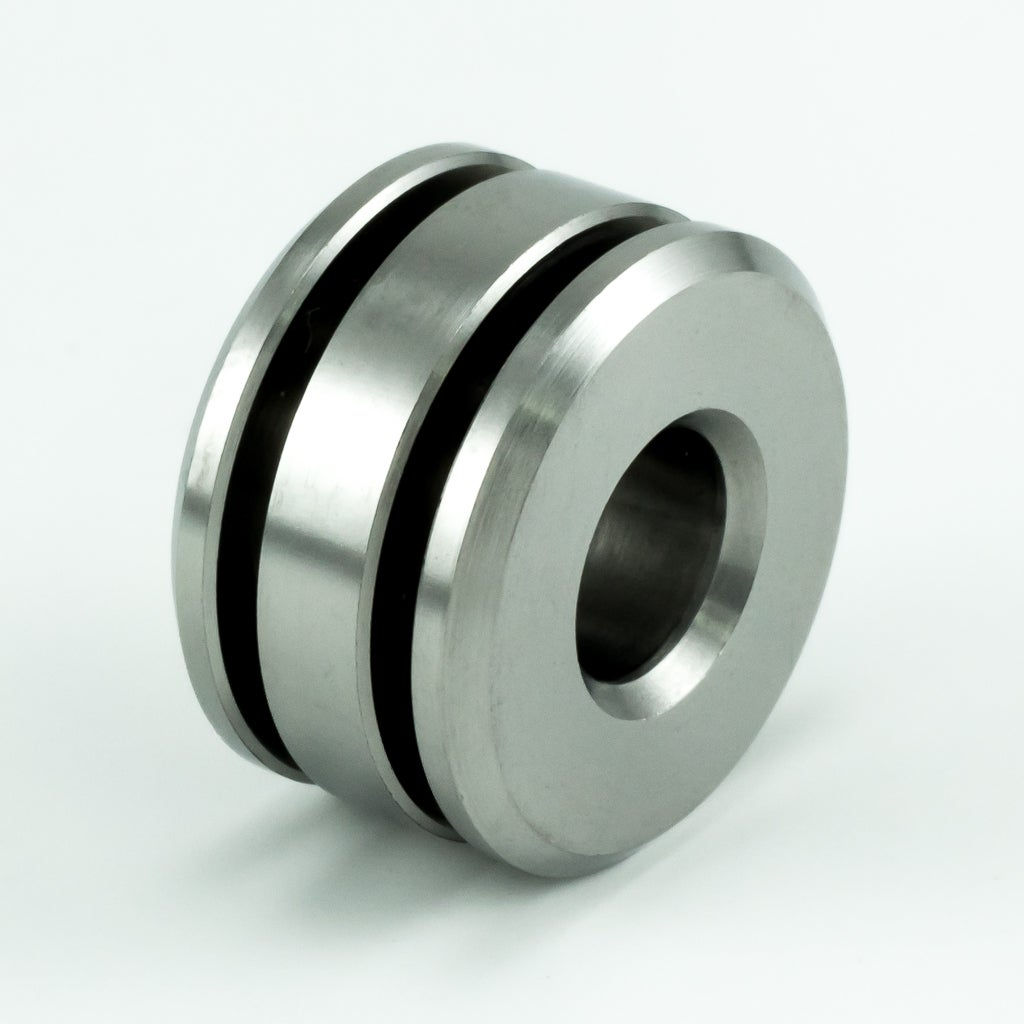 Image of Modular Series Ti Lanyard Bead #M540