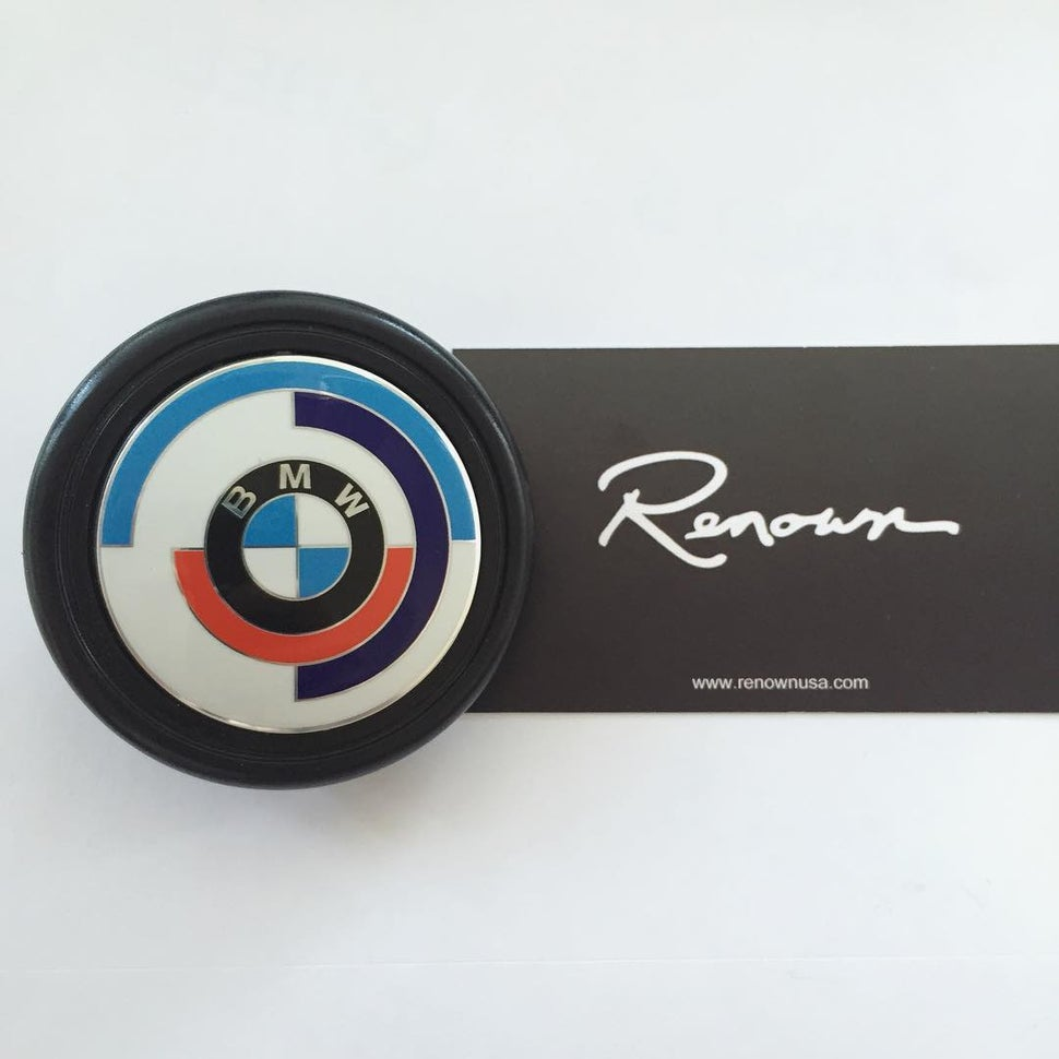 Image of Renown Classic Motorsport Horn Button