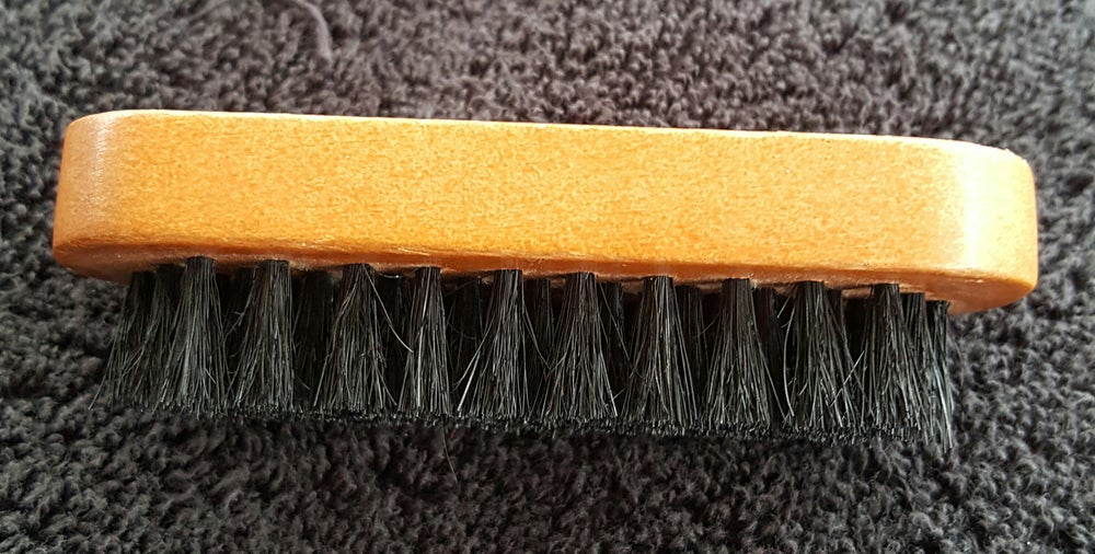 Image of Black Bristle Block Brush