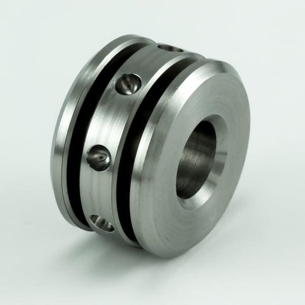 Image of Modular Series Ti Lanyard Bead #M530