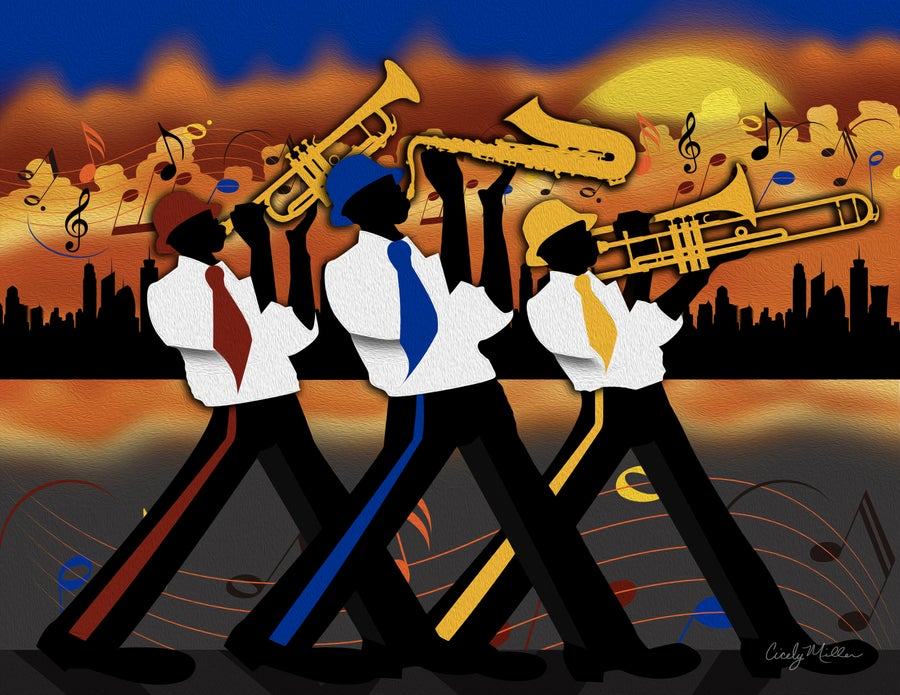 Image of Jazz Scene Trio